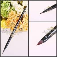 Coastal scents double slider eyeliner brush lip brush concealer brush cosmetic brush make-up brush