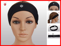2013 Fashion Wholesale lululemon headbands 7 pcs /lot. 7 mixed colors-Free Shipping