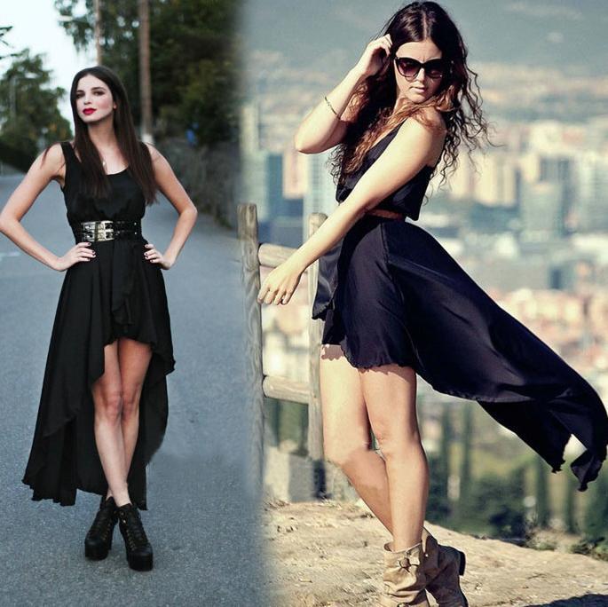 Les différents styles vestimentaires ☆ 2013-Spring-Summer-New-Arrivals-Fashion-Woman-Asymmetrical-Maxi-font-b-Dress-b-font-Slim-Sleeveless