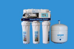 5 Stage Reverse Osmosis Water Filter System with 50GPD Water Storage Tank(China (Mainland))