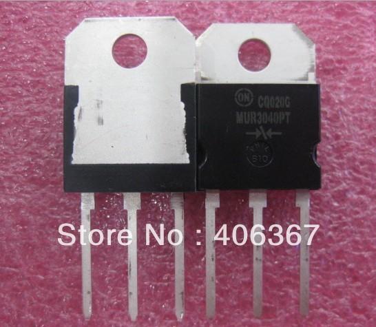 MUR3040PTG MUR3040PT: SWITCHMODE Power Rectifiers , new and original(China (Mainland))