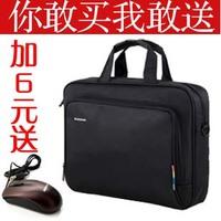 Lenovo portable laptop bag male women's 10 12 14 15 one shoulder laptop bag notebook bag