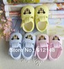 Cute Baby Cotton First Walkers Infant Soft Shoes Cotton Children Shoes Antislip Kids Prewalker Toddler Soft Sole