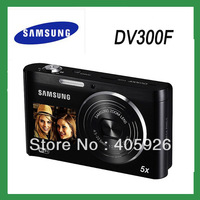 Samsung DV300F 16 MP double-screen Self-timer camera 5X Wi-Fi Dual View Digital Camera - Black/Blue