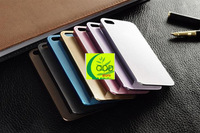 free shipping metal case for Iphone 5 7 colors 1pcs/lot