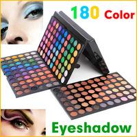 180 Color Eyeshadow Beauty Eye Shadow Makeup Set Make Up Palette Kit Free Shipping