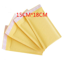 "Free Shipping WholeSale- 50PCS / Lot bubble envelope padded envelopes paper envelope bubble mailer bag 150*180+40mm 5.9""x7""(China (Mainland))"
