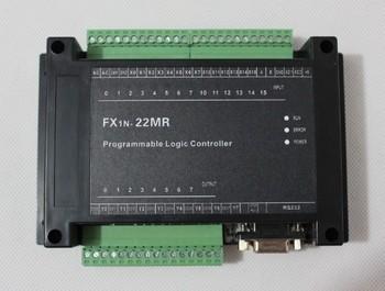 Part Areas Free Shipping New 2013 MITSUBISHI plc controller fx1n 22mr 20mr 220v analog