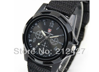 Freeshipping 1pc/lot fashion hot sale Gemius army watch, sports watch for men/women,Woven canvas band,quartz movement