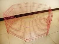 Fence small dog pet cages rabbit fence dog fence isolating valve folding