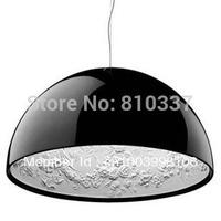 Fashion design 60cm Modern  Lamp Ceiling Lighting Black/White EMS SHIPPING Sky