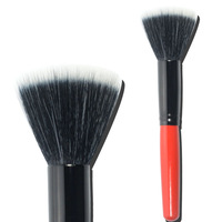 Deyiwise cosmetic brush make-up brush loose powder brush natural wooden handle dz013