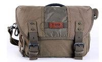 Free Shipping vintage leather messenger bags for men high fashion handbags designer excellent handbag canvas messenger bag DL028