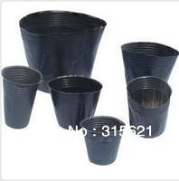 100 pcs Nursery Pots Seedling-raising Pan Feeding Block Nutrition Pan Size 9cm*9cm Garden Supplies Free shipping