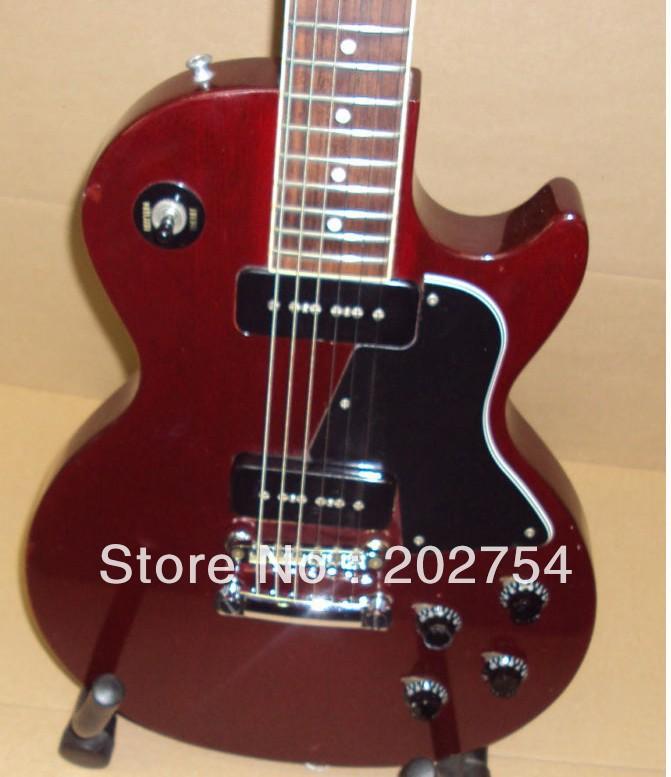 2013 new Special P-90 Pickups USA perfect guitars free shipping(China (Mainland))