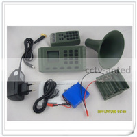 Bird Caller Hunting Bird Control MP3 Player,with remote control