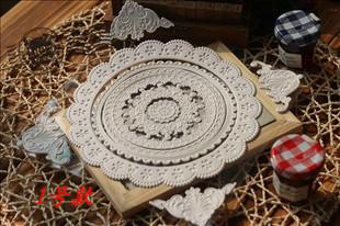Diy victoria gorgeous vintage lace embossed decoration stickers, scrap booking Paper art,scrapbook, Albums decoration