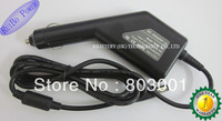 Hot sale 90W car charger adaptro for dell laptop with 7.4*5.0mm