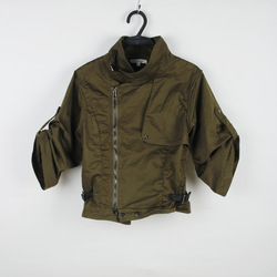 Smart pulse single 2012 autumn women's motorcycle short design coat y-5730(China (Mainland))