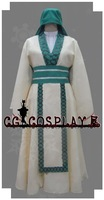 FreeShipping New Cheap Cosplay Costume Wholesale/Retail MAGI Jafar Christmas Party Uniform