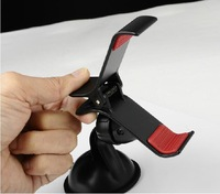 Universal Cradle Bracket Clip Mount Stand Car Holder for Mobile Phone MP4 GPS PSP PDA HTC iphone ect.