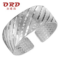 999 pure silver Women bracelet 999 fine silver jewelry fashion accessories day gift