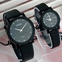 The couple watch rhinestone scale table for male and female