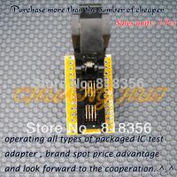 SOP8-DIP8 Programmer Adapter SOIC8/SO8/FP8 to DIP8 Adapter/IC SOCKET/IC Test Socket (208-7391 Flip test seat)