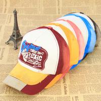 Male women's 100% cotton baseball cap lovers spring and summer autumn outdoor Women sun-shading cap