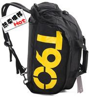 Free Shipping! Multifunctional t90 sports bag t90 bag shoulder bag Travel Bags mmobile double-shoulder backpack strap shoes