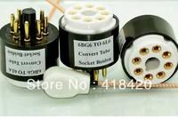 6BG6 TO 6L6  Vacuum tube adapter socket converter