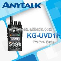 KG-UVD1P good selling dual band professional radio
