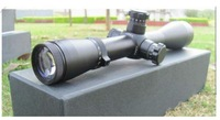 Leupold Mark 4 M1 4.5 -14x50 R&G Illuminated Optical Rifle Scope W/Rings11mm or 21mm