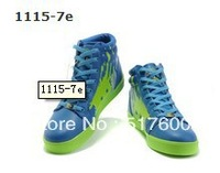 2013 Hot Style!!!Free shipping!!!Skateboard shoes,street dancing,DJ shoes,sport fashion  High Quality Mix order