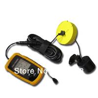free shipping winnner working Sonar Fish Finder Ice fishfinder 100 meters detection range