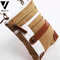 male waist pack casual messenger bag canvas bag shoulder bag carry bag/164