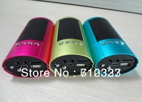 10pcs/lot Mini portable speaker Nizhi TT9 Mini Speaker Nizhi TT8 Music Speaker Box Support TF Card with FM