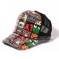 Free shipping Male truck cap baseball mesh cap male female general truck cap men's mesh cap