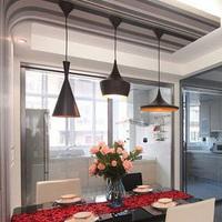 1pcs Modern TOM Dixon Beat Bedroom Kitchen House Bar  Lamp Ceiling Light free shipping
