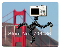 Special wholesale fashion mini octopus octopus tripod digital camera tripod stand 10pcs/lots