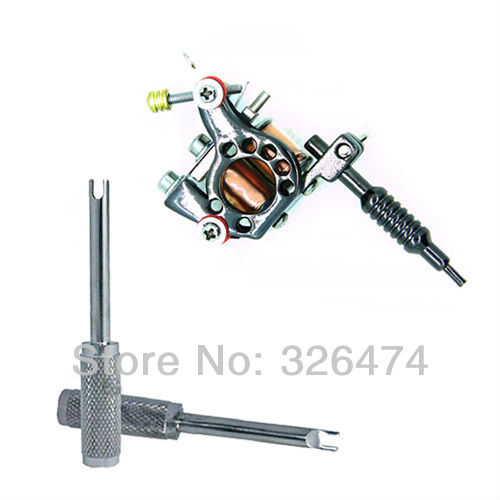 Free Shipping ~~Top Quality Tattoo Armature Bar Alignment Adjuster Tool for Mahince Gun Tattoo Supplies Wholesale(China (Mainland))