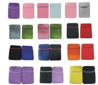 "Whole Sale 14"" PC Sleeve PC bag, computer/laptop sleeve 7 colors option"