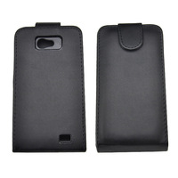 PU Leather Case For RGIONEE GN700w & Fly IQ441 adiance C700 Fluctuation Flip Open Cover Black