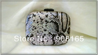 new arrived snake clutch bag,fashion cute handbag,ladies handbags free shipping