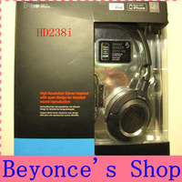 New Arrival HD238i DJ Stereo HD-238i on-ear headset headphones With Mic Sound Control Dropship Freeshipping