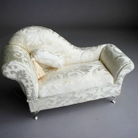 White Furniture/Sofa Blyhte/Momoko/1/6 BJD Dollfie