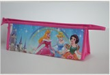 Free Shipping! Princess Design Nonwoven Material School Pencil Case,Kids Cartoon Pencil Pounch/Pen Bag/Cosmetic Bag,10pcs/lot