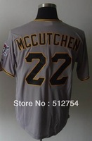 #22 Andrew McCutchen Jersey,Baseball Jersey,Best quality,Embroidery Logos,Authentic Jersey,Size M--3XL,Accpet Mix Order