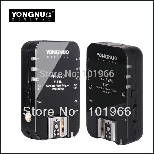 622 yn622c wireless ttl flash trigger set 2 transceivers for canon jpg