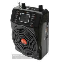 1 Year Warranty!! 300-400M Diameters Remote Control Hunting Decoy Brid Caller Speaker MP3 Player Amplifier Loudspeaker Megaphone
